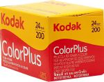 Kodak Color Plus 200 iso  24 exposure Colour Print Camera Film